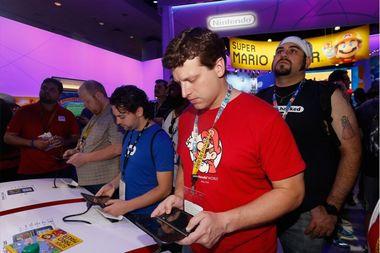 New arrivals of Nintendo Wii games! (Demo)